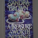 A Treasure Worth Seeking by Sandra Brown FREE Shipping to US