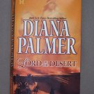 Lord Of The Desert by Diana Palmer FREE Shipping to US