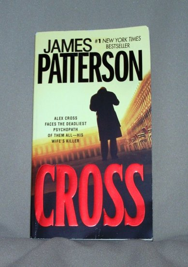 Cross by James Patterson FREE Shipping to US
