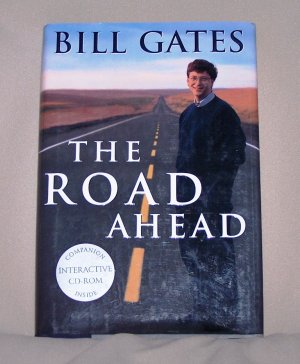 The Road Ahead with CD by Bill Gates HB/DJ
