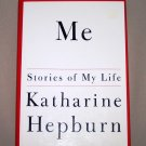 ME Stories of My Life By Katherine Hepburn HB/DJ