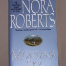 Montana Sky by Nora Roberts FREE Shipping to US