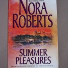 Summer Pleasures by Nora Roberts FREE Shipping to US