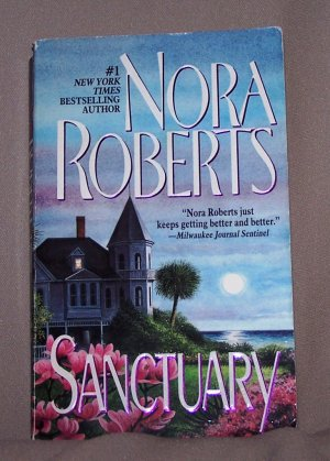 Sanctuary by Nora Roberts FREE Shipping to US