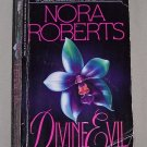 Divine Evil by Nora Roberts FREE Shipping to US
