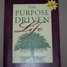 The Purpose Driven Life by Rick Warren HB/DJ