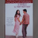 A Walk To Remember by Nicholas Sparks FREE Shipping to US