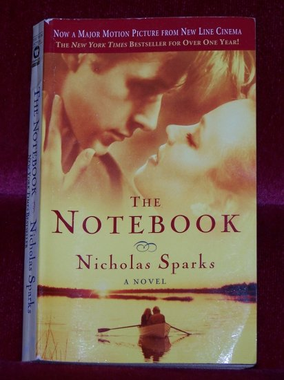 The Notebook by Nicholas Sparks FREE Shipping to US