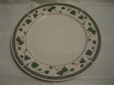 """Sango Ivy Charm Pattern Large Chop Serving Platter #8854 12"""" Excellent Condition"""