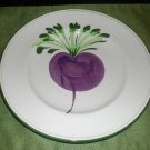 """Pizzato 11"""" Dinner Plate Hand Made Italy Four Different Designs to Choose From"""