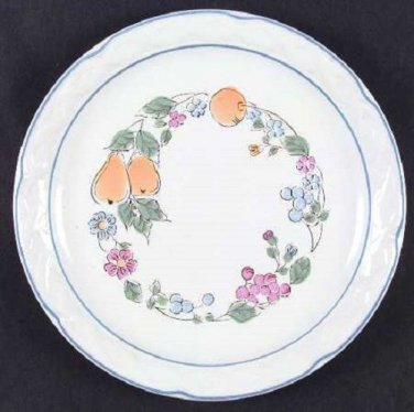 "Vina Fera Chop Plate Serving Platter Radiance Pattern 12"" Excellent Condition"