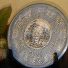 Vintage DAHER Decorated Ware Round Tin TRAY Made in ENGLAND