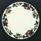 "The Cades Cove Collection 10.5 "" Dinner Plate By Citation Apple And Blossoms"