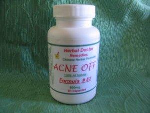 Acne Off #83 90 Caps