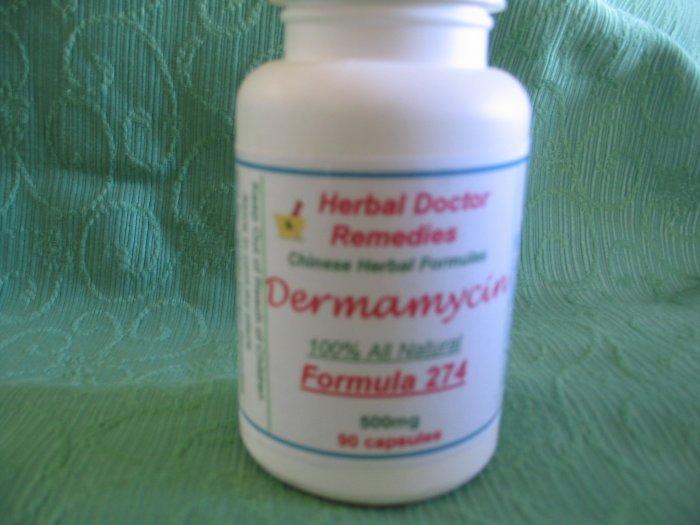 Dermamycin # 274 90 Caps