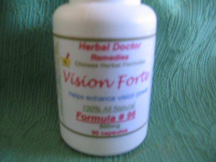 Vision Forte # 96  90 Caps