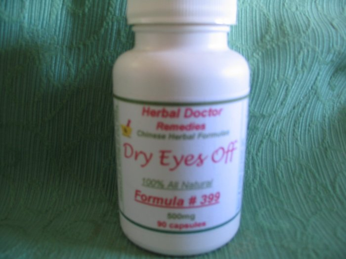 Dry Eyes Off #399 90 Caps