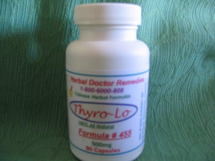 Thyro-Lo # 455 90 Caps