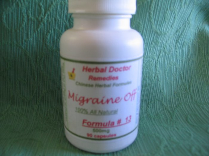 Migraine Off #13 90 Caps