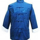 Blue Chinese Dragon Kung-fu Jacket [CMJ-01BE]