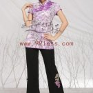 Beautiful Standup Collar Chinese Suit