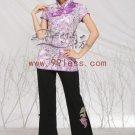Beautiful Standup Collar Chinese Suit