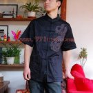 Men's Dragon Embroidered Chinese Shirt