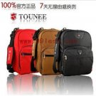 Shoulders Laptop Backpack with Rain-proof Cover