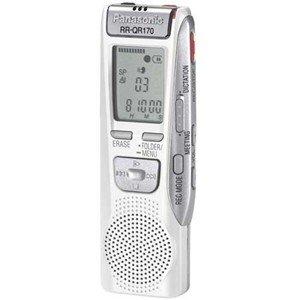 Panasonic - Panasonic Thin Digital Note Taker RRQR170