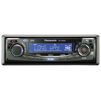PANASONIC CQ-C3303U WMA MP3 CD PLAYER/RECEIVER WITH CD CHANGER CONTROL