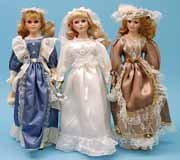 "16"" Collectable Dolls"