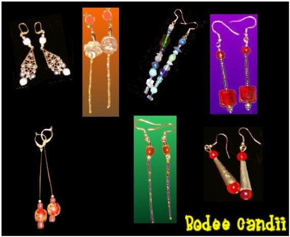 Seven Bodee Candii Earrings