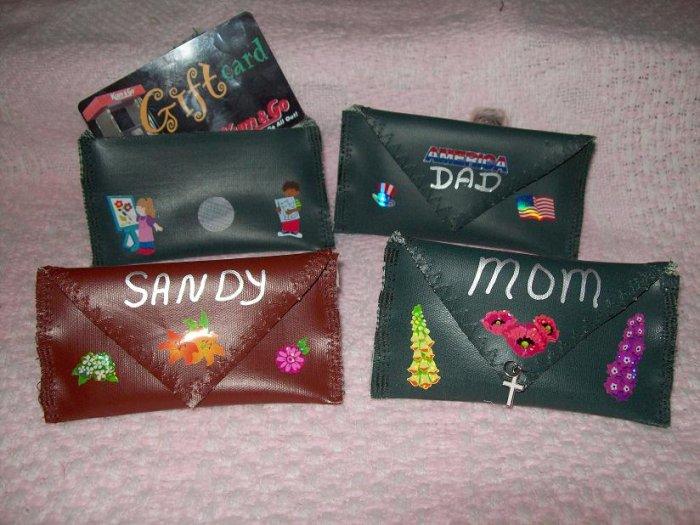 card pockets