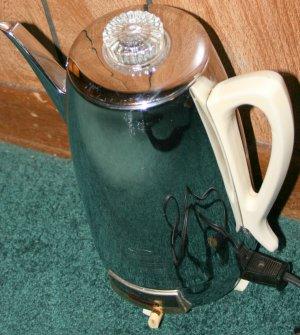 Universal Coffeematic Percolator Era 40s