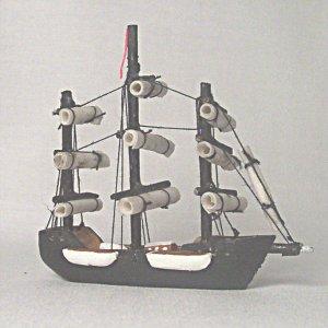 Whaler Ship