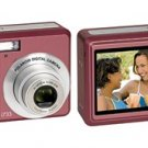 Polaroid 7 MP i733LP Digital Camera, Pink, Model: i733lp