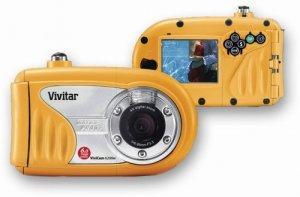 Vivitar 6200W 6 Mega Pixel Waterproof Digital Camera, (ecf)