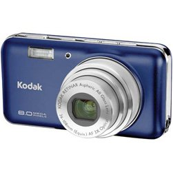 Kodak EasyShare V803, 8.0 Megapixel, 3x Optical, 4x Digital Zoom, (ecf)