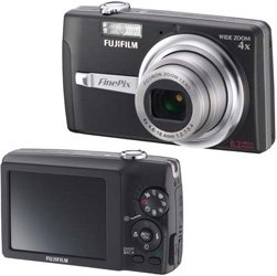 Fujifilm FinePix F480 Digital Camera, 8.2 MP, 4x Optical Zoom, 5.1x Digital Zoom, (ecf)