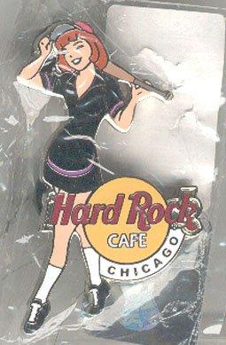 Chicago Girl of Rock #2