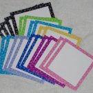 Journaling Squares