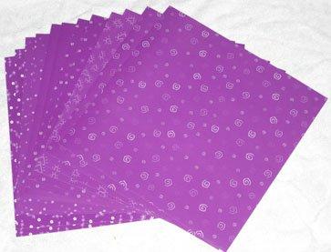 Grape Paper Assortment