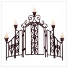 32404 Scrollwork Candleholder Screen