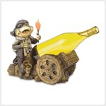 38815 Pirate Frog Wine Bottle Holder