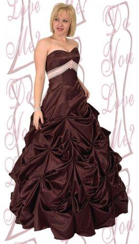 Prom Dress -PLUS Size (DYLM1810)