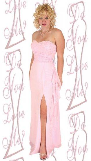 Prom Dress  - PLUS Size (DYLM-1763)