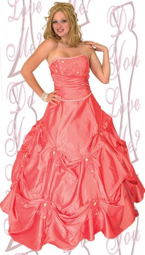 Ball Gown -Plus Size (DYLM 1787)