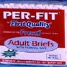 PER-FIT Adult Briefs