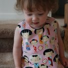 Reversible Pinafore