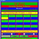 Hi-Alert Security System Software (Hi-Alret-SSS)